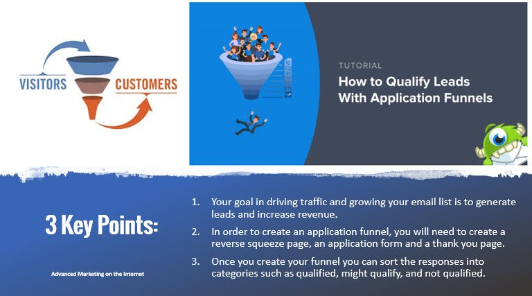 """How Can You Easily Qualify Leads with Application Funnels?"""