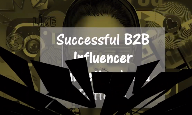 Successful B2B Influencer Marketing has a Pattern: